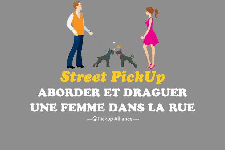 comment aborder et draguer une fille dans la rue