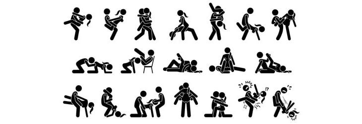 comment faire jouir une femme : les positions sexuelles