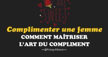complimenter une fille : maîtriser l'art du compliment avec une femme