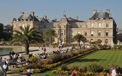 draguer à paris jardin du luxembourg