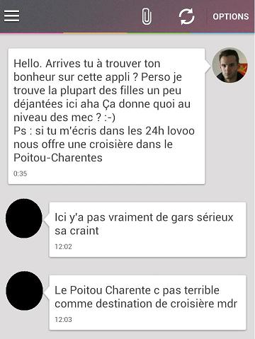 Exceptionnel Lovoo - comment draguer sur Lovoo - Pickup Alliance SI11