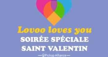 lovoo loves you : événement lovoo saint valentin