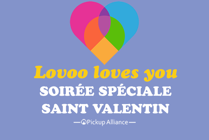 lovoo loves you : événement lovoo saint valentin