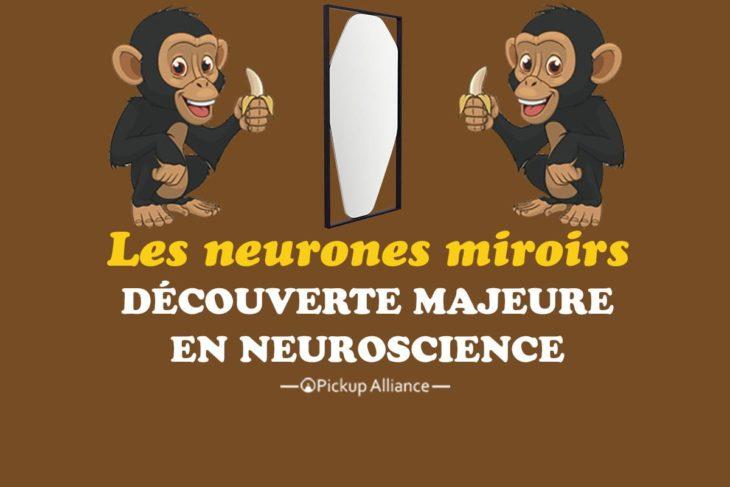 neurone miroirs : découverte scientifique majeur en neuroscience