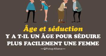 âge et séduction