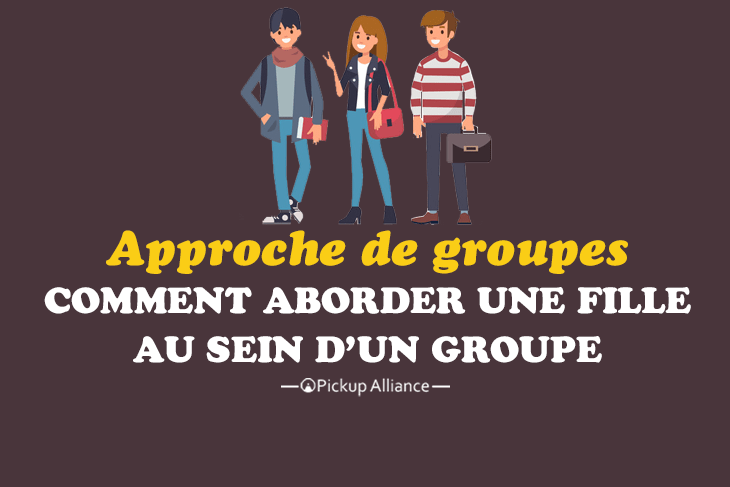 Fille Groupe Alliance En Aborder Une Comment Pickup ymnNvw08O