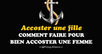 comment accoster une fille