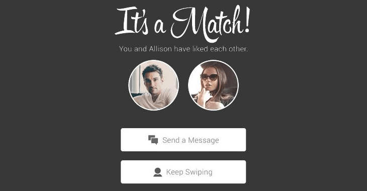it is a match draguer fille sur tinder