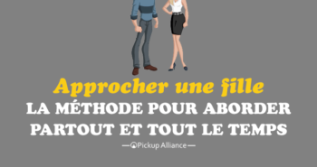 comment approcher une fille