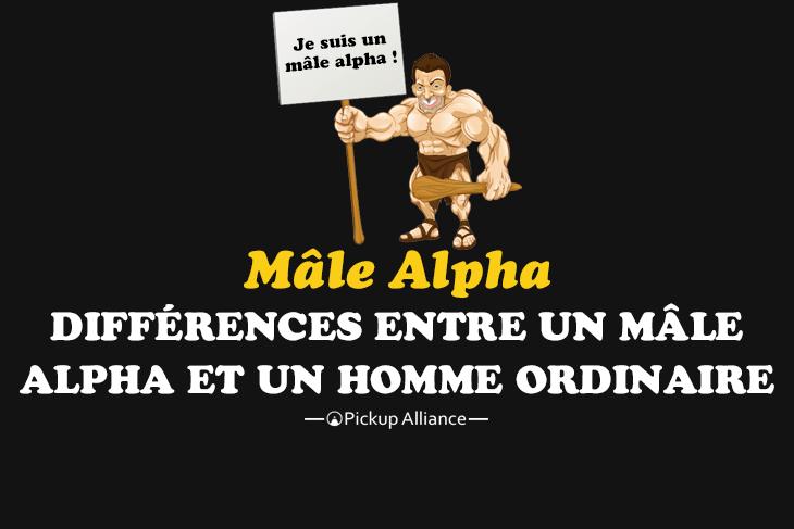 mâle alpha homme