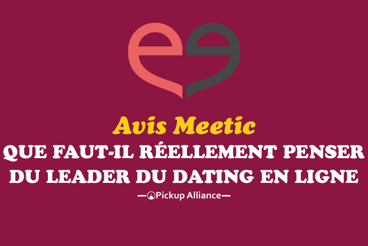 Rencontre meetic avis