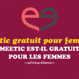 meetic gratuit pour les femmes