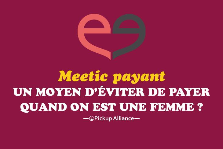 meetic payant pour les femmes