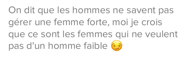 exemple description tinder profil homme