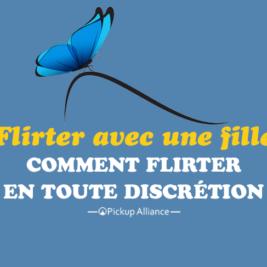 Comment flirter une fille