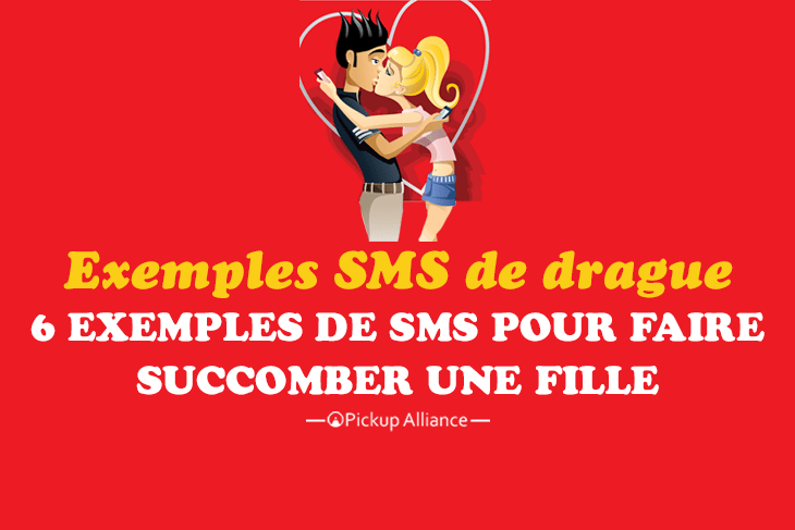 exemple sms drague