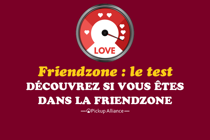 friend zone test