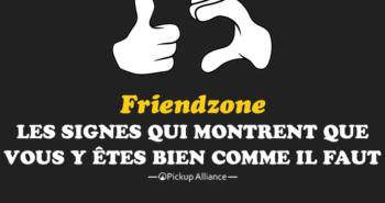 friendzone signes