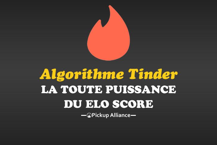 Algorithme Tinder : la toute puissance du ELO score Tinder