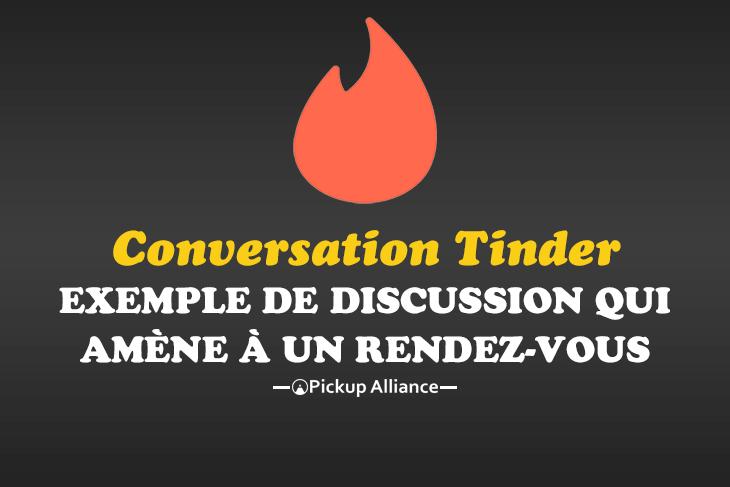exemple de conversation tinder